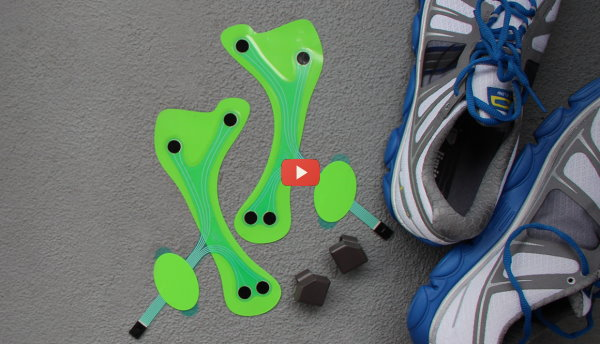 Boogio shoe inserts