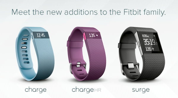 Fitbit new models