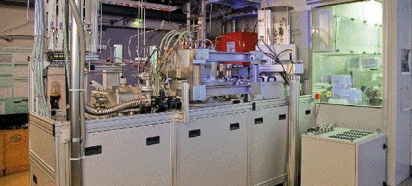 Fraunhofer thin piezo lab