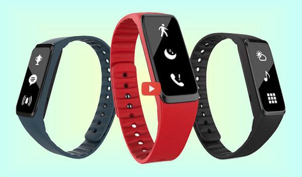Striiv smartwatch