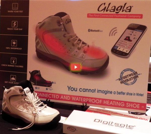 Gagla smart shoe