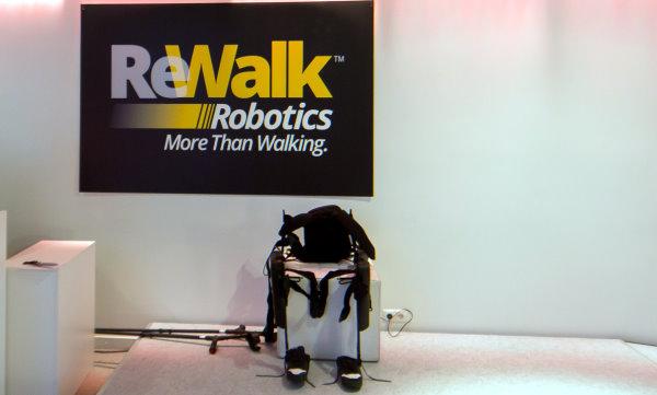 ReWalk Display