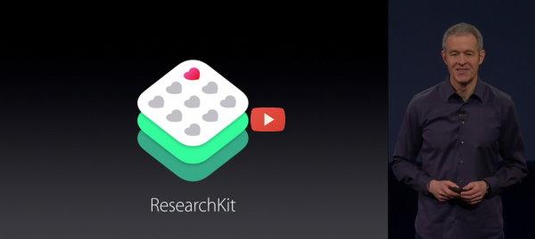 Apple ResearchKit