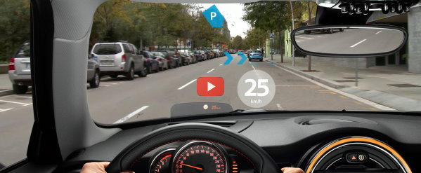 BMW augmented vision