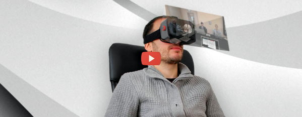 Psious VR therapy