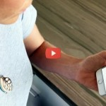 Necklace Tracks Health and Fitness Data [video]