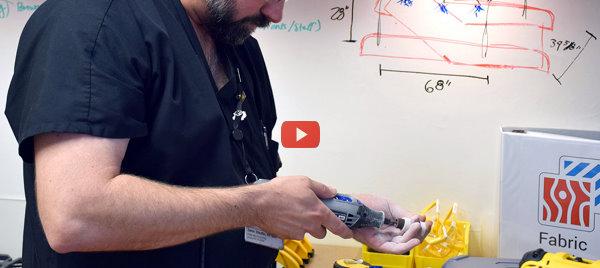 Nurse makerspace
