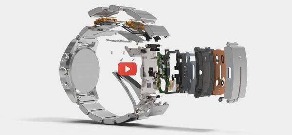 Sony Wena Wrist 1