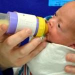 Smart Bottle Monitors Infant Feeding