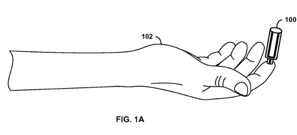 Google Needle-Free Blood Draw 600x273