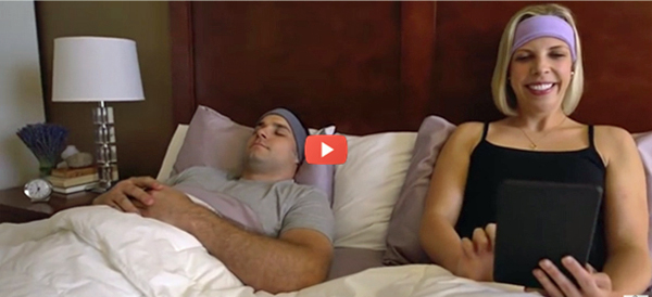 SleepPhones with video 600x276