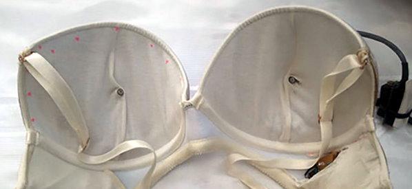Smart bra