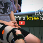 Hearing Crunchy Knees Means You're Healing [video]