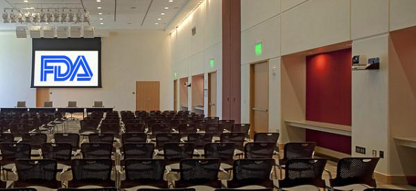 FDA meeting room
