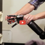 Brain Implant Enables Sense of Touch for Robotic Arm [video]