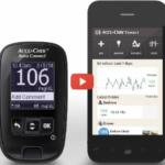 Accu-Chek Connect Aids Diabetes Care and Management [video]