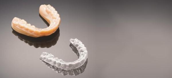 3D printed dental aligners