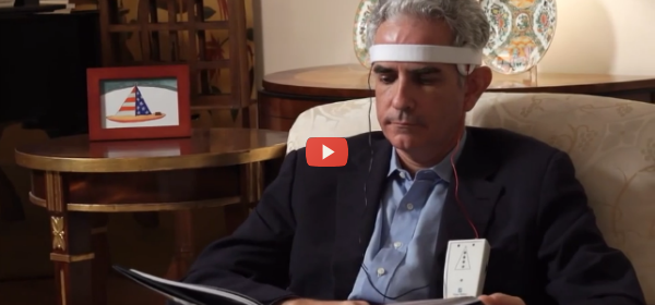Device Stimulates the Brain for Mental Health Treatments [video]   Health Tech Insider