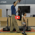 Exoskeleton Treats Pediatric Cerebral Palsy Crouch Gait [video]