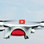 Drone Blood Delivery Service [video]