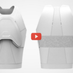 McLaren Body Armor Protects with Racecar Tech [video]