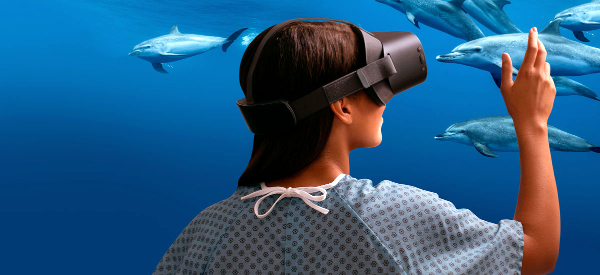 New Study Tests Virtual Reality for Pain Management