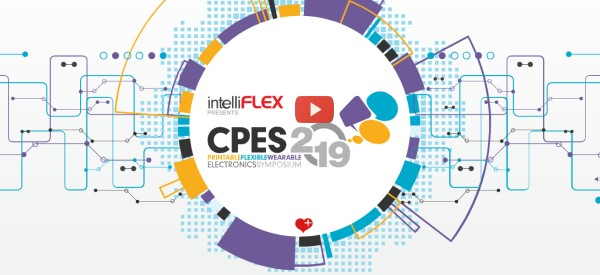 CPES2019 Features Printed Electronics [video]