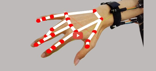 Thermal Image Sensing Tracks 3D Hand Positions [video]