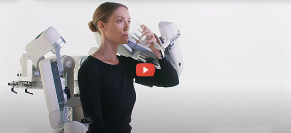 Robot Guides Upper Body Physical Rehab [video]
