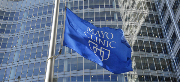 EHR Landmark with Mayo Clinic's Completed Rollout