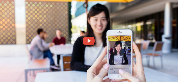 AI App Describes the World to Visually Impaired [video]