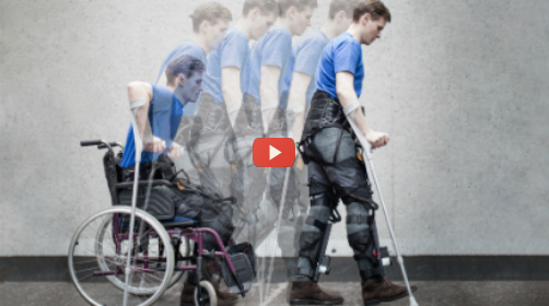 Wearable Robotics Assist with Movement and Rehabilitation [video]