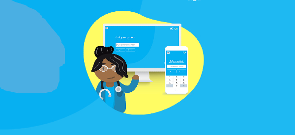 UK Startup Launches Universal Doctor-Patient Call Service