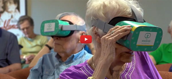 CES 2021: Seniors Can Explore the World Without Travel [video]