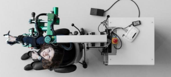 Smart Exoskeleton Adapts As It Assists Arm Rehab
