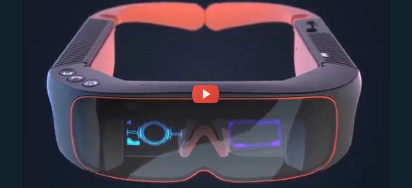 CES 2021: Mixed Reality Glasses Empower First Responders [video]