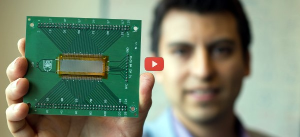 Low-Cost Ultrasound Transducer Technology [video]