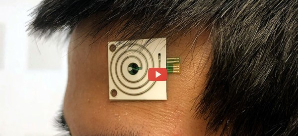 Wearable Analyzes Sweat Biometrics [video]