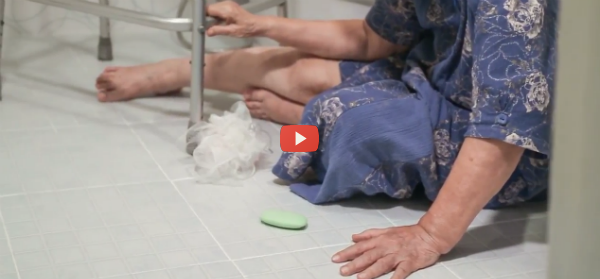 Wearable Makes the Call When You Fall [video]