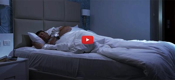 At-Home Device Diagnoses Sleep Apnea in Atrial Fibrillation Patients [VIDEO]