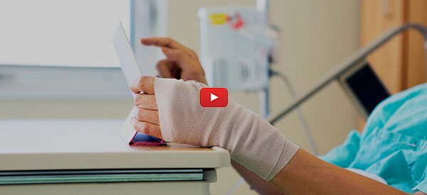 New Project Keeps Critically Ill Patients Connected to Family [video]