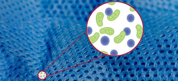 New Fabric Treatment Kills COVID Virus