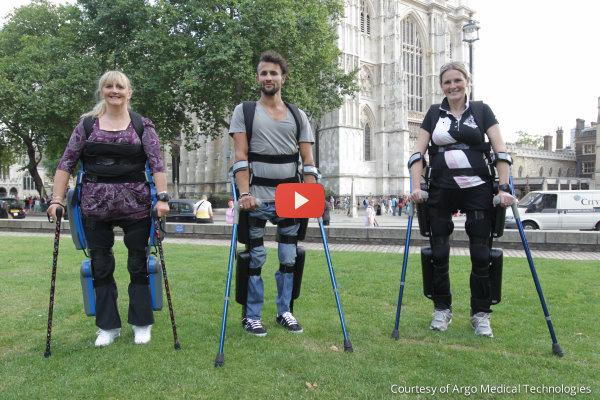 Exoskeleton Receives FDA Approval
