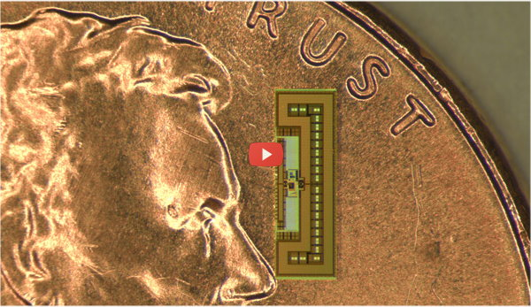Radio-on-a-Chip to Create Smart Networks [video]