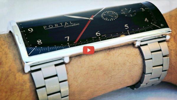 Two-Way Wrist Video Communicator [video]