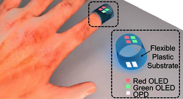 Organic Electronics Redefine Pulse-Ox Devices