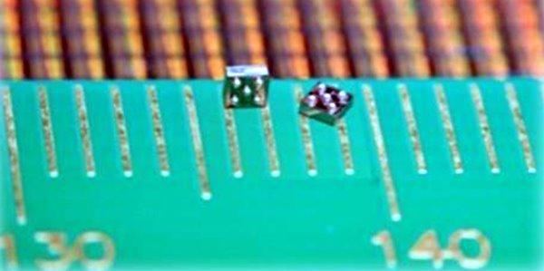 Accelerometers Get Smaller