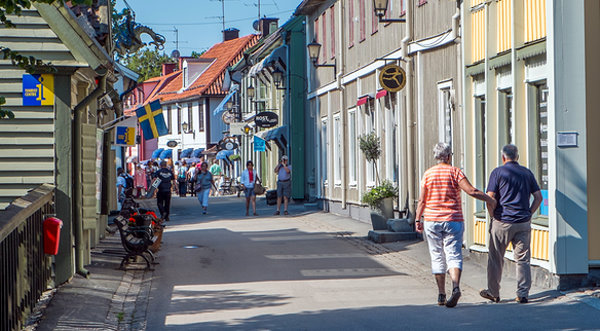 Contest for New Solutions for Nordic Elderly