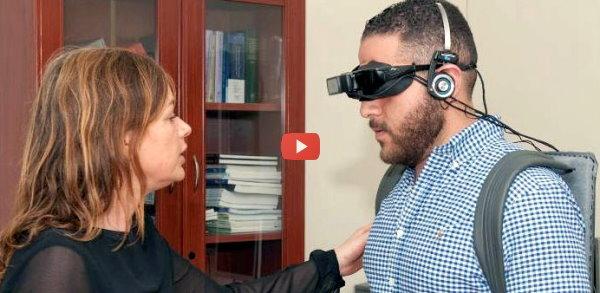 Wearable Psychosis as Teaching Tool [video]