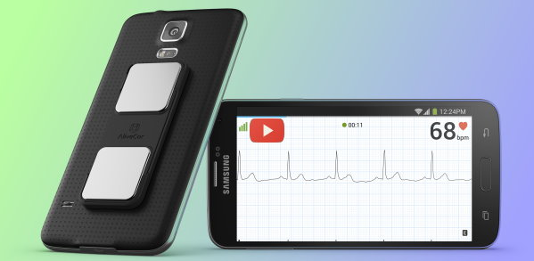 ECG from Your Smartphone [video]